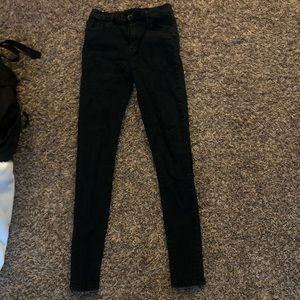 BDG black skinny jeans!